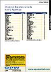 Таблица на химическа съвместимост на PU маркучи